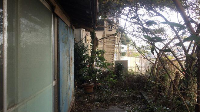 横須賀セントラルな廃墟